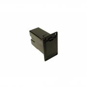 CAIXA BATERIA 9V BOX C/ GAVETA PLASTICA QUADRADA 519  - RONSANI