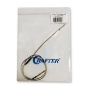 Captador de rastilho com plug PICKUP CABLE P/U - CRAFTER