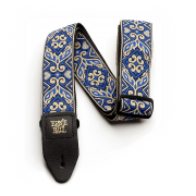 CORREIA PARA GUITARRA TRIBAL BLUE JACQUARD P04165 ERNIE BALL