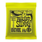 ENCORDOAMENTO 010 2221 P GUITARRA REGULAR SLINKY ERNIE BALL