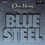 ENCORDOAMENTO BAIXO BLUE STEEL 5C 45-128 2679A DEAN MARKLEY