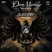 ENCORDOAMENTO GUITARRA BLACKHAWK 9-42 8000 - DEAN MARKLEY