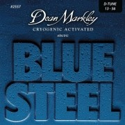 ENCORDOAMENTO GUITARRA BLUE STEEL 13-56 2557 - DEAN MARKLEY