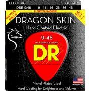 ENCORDOAMENTO GUITARRA DRAGON SKIN PACK DUPLO 0.10 DSE2-10 - DR STRINGS