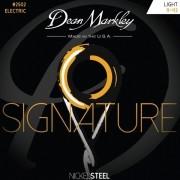 ENCORDOAMENTO P/ GUITARRA SIGNATURE 9-42 2502 - DEAN MARKLEY