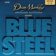 ENCORDOAMENTO P/ VIOLÂO BLUE STEEL 13-56 2038 - DEAN MARKLEY