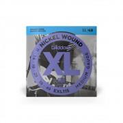 ENCORDOAMENTO PARA GUITARRA 011 EXL115-B - DADDARIO