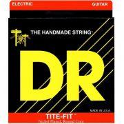 ENCORDOAMENTO PARA GUITARRA TITE-FIT 0.11 EH-11 - DR STRINGS