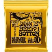 ENCORDOAMENTO SKINNY BEEFY BOTTOM 10-54 P02216 - ERNIE BALL