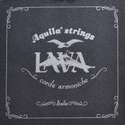 ENCORDOAMENTO UKULELE LAVA SERIES SOPRANO HIGH G - AQUILA