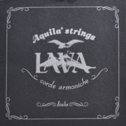 ENCORDOAMENTO UKULELE LAVA SERIES TENOR HIGH G - AQUILA