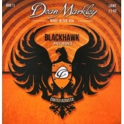 ENCORDOAMENTO VIOLAO BLACKHAWK LIGHT 11-52 8011- DEAN MARKLEY