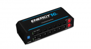 Fonte Energy 16S 2400mA c/ 4 seções isoladas plugs p/ 16 pedais - LANDSCAPE