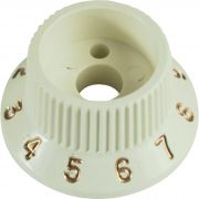 KNOB STRATO S1 SWITCH BRANCO - FENDER