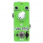 Pedal De Efeito Para Guitarra Tube Drive V7 - Xvive