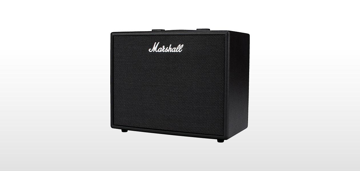Amplificador digital para guitarra CODE50 - MARSHALL