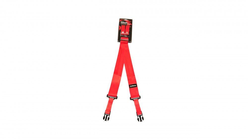 CORREIA CLIPLOCK (vermelha) - DD2200N - DIMARZIO