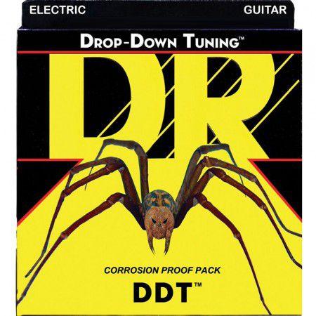 ENCORDOAMENTO GUITARRA DROP DOWN TUNING 0.11 DDT-11 - DR STRINGS