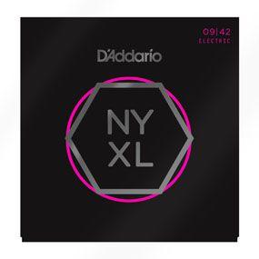 ENCORDOAMENTO GUITARRA NYXL 0942 - DADDARIO