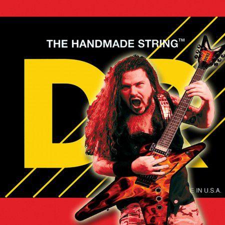 ENCORDOAMENTO P/ GUITARRA DIMEBAG DARRELL DBG-9/50 - DR STRINGS