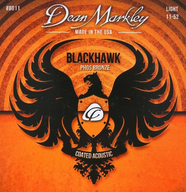ENCORDOAMENTO VIOLAO BLACKHAWK LIGHT 11-52 8011- DEAN MARKLEY