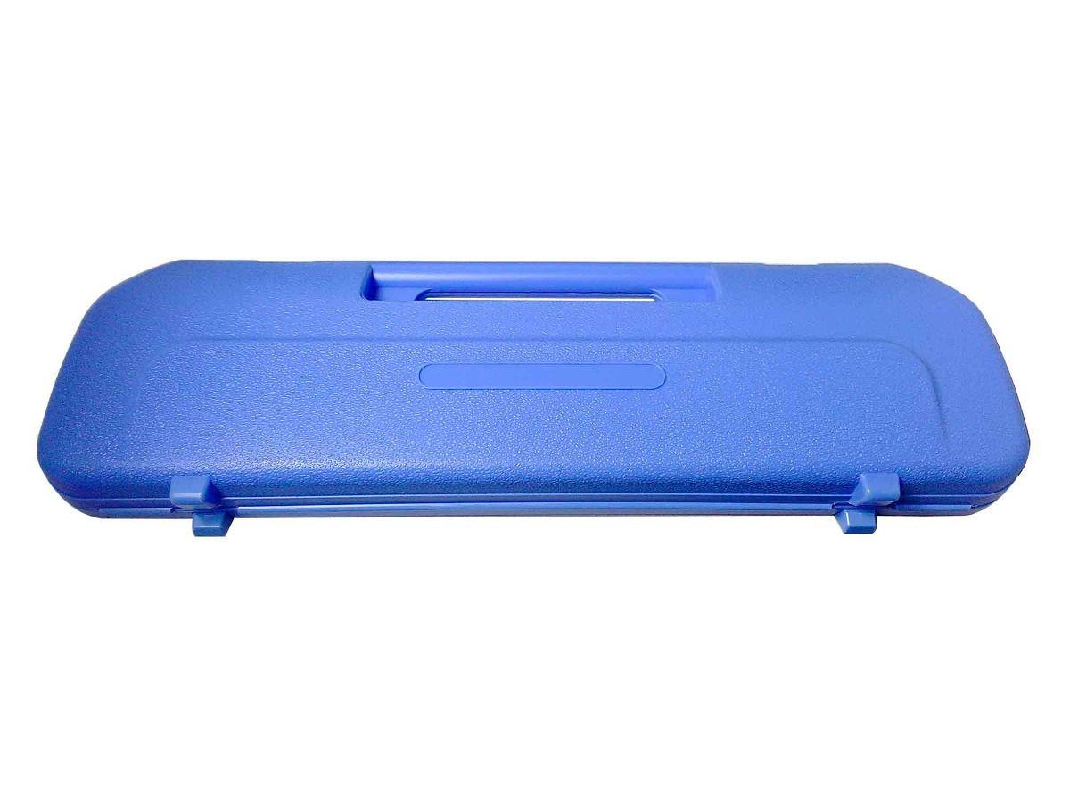 Escaleta 37 Teclas Profissional C/ Estojo Azul - CSR