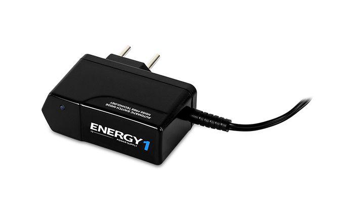 Fonte Energy E1 para um pedal - LANDSCAPE