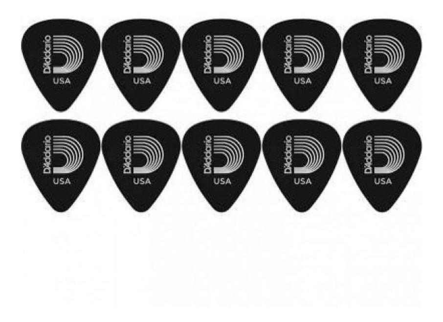 Kit Cordas Guitarra Exl120b(009)+NYXL(009) +10 Palhetas - Daddario