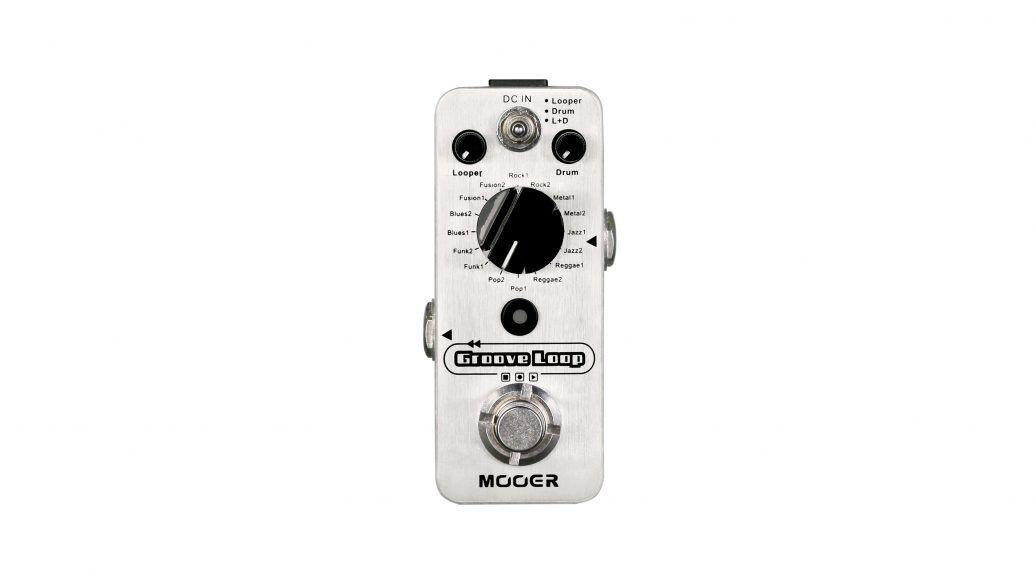 Micro pedal looper Groove Loop MLP2 ? MOOER