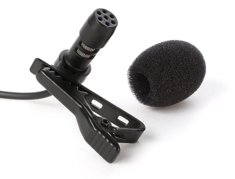 Microfone de lapela - iRig Mic Lav - IK MULTIMEDIA