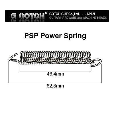 Mola Para Tremolo Power Spring Psp Gotoh (3un) Guitarra