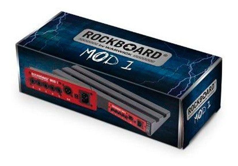 PATCHBAY MÓDULO PARA PEDALBOARD RBO B MOD 1 - ROCKBOARD