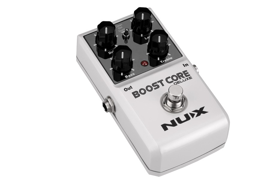 PEDAL BOOSTER BOOST CORE DELUXE - NUX