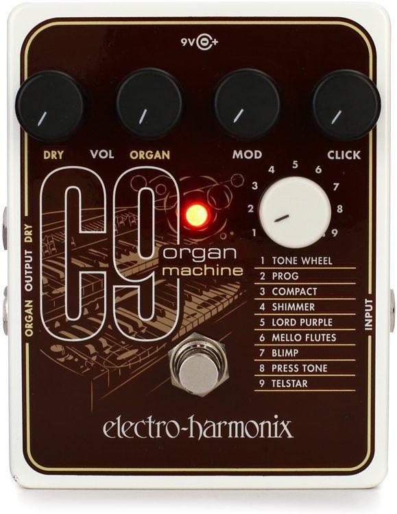 Pedal C9 Organ Machine - electro-harmonix