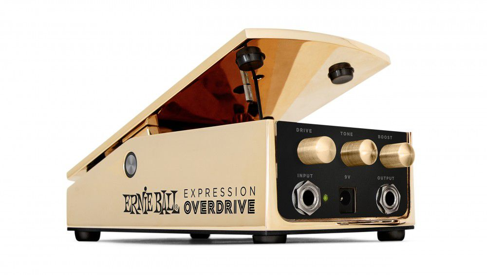 PEDAL ERNIE BALL 6183 EXPRESSION OVERDRIVE