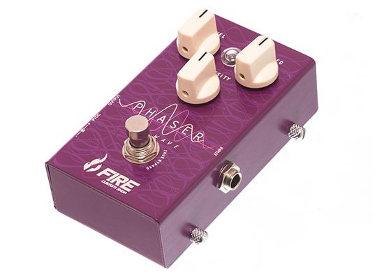 Pedal Phaser New Wave - FIRE