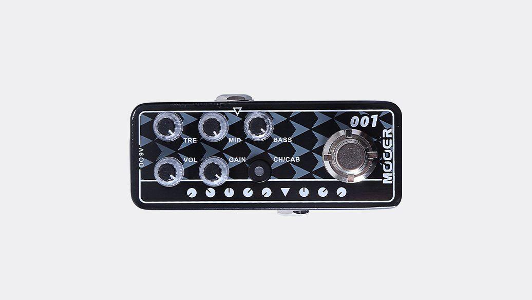Pedal Pré-Amplificador 001 Gas Station - Mooer