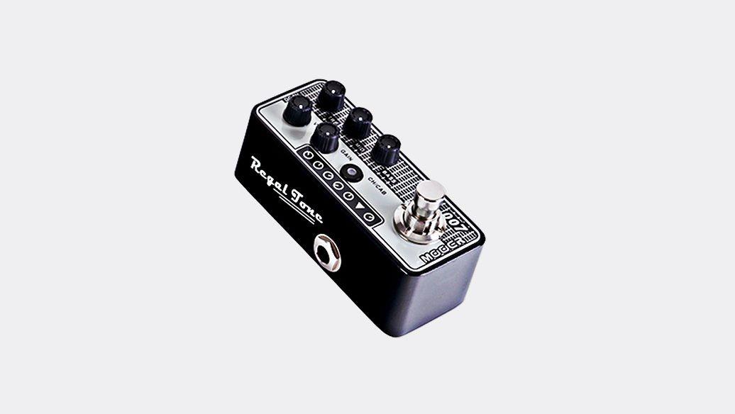 Pedal Pré-Amplificador M007 Regal Tone - MOOER
