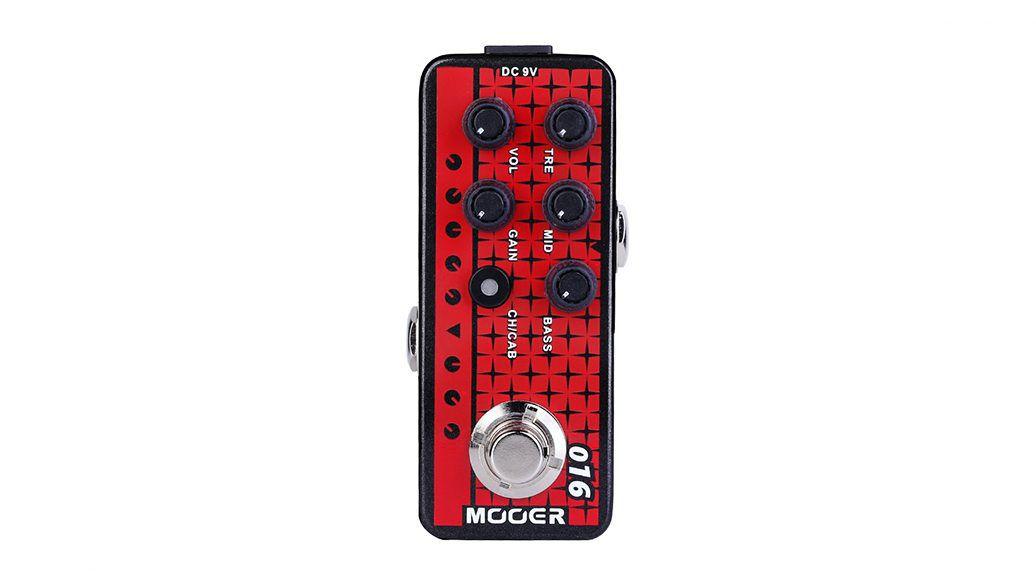 Pedal Pré-Amplificador M016 Phoenix - MOOER
