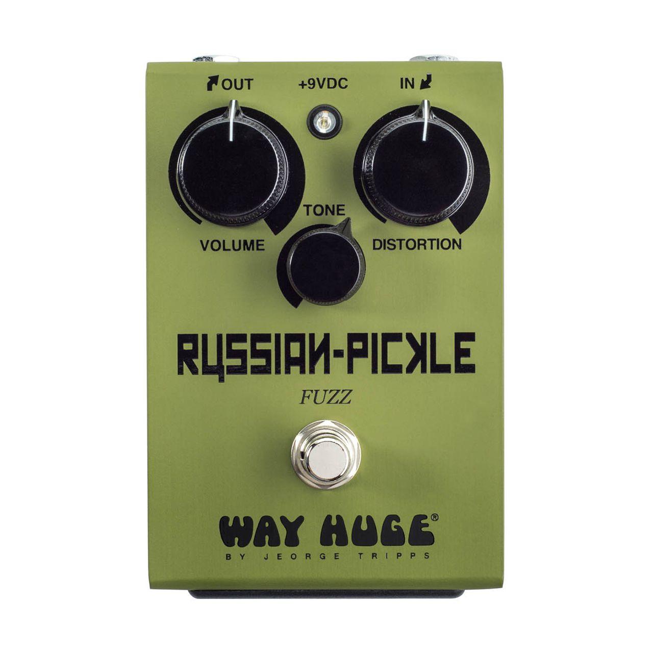 PEDAL RUSSIAN PICKLE FUZZ WAY HUGE WHE408 DUNLOP