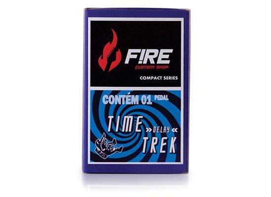 Pedal Time Trek Delay - FIRE
