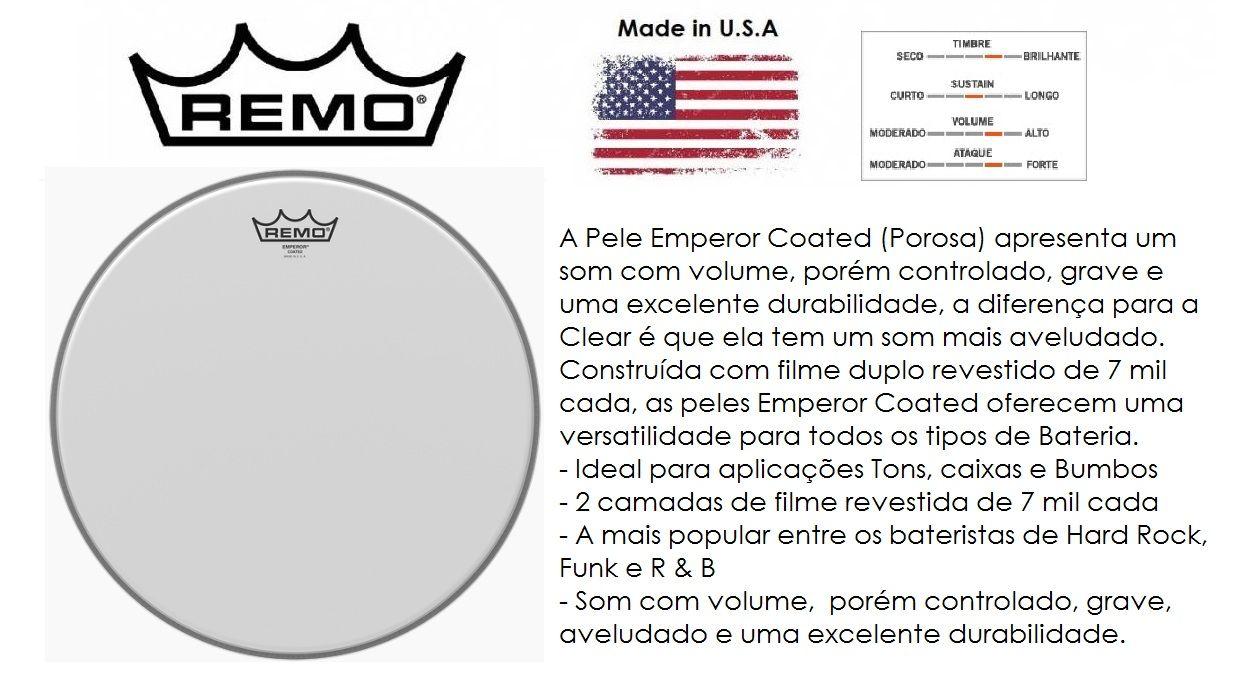 PELE 16 POL EMPEROR POROSA BE-0116-00 REMO