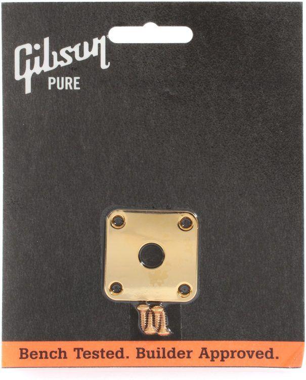 PLACA P JACK GIBSON PRJP 020 - DOURADA