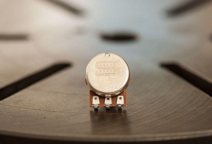 Potenciômetro 250K SD logo 11807-60-250 SDP-250 - SEYMOUR DUNCAN