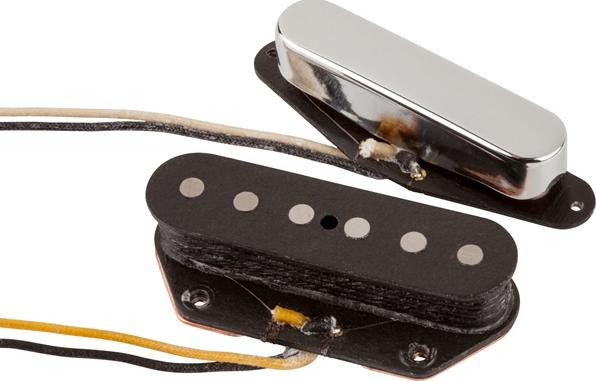 Set de Captadores para Guitarra AMERICAN VINTAGE '52 TELE Preto FENDER