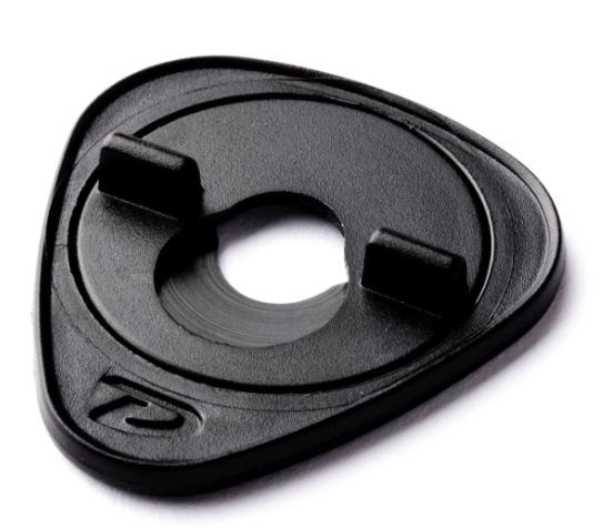 STRAP LOCK PLASTICO PRETO AVULSO ERGO (2 PARES) - DUNLOP