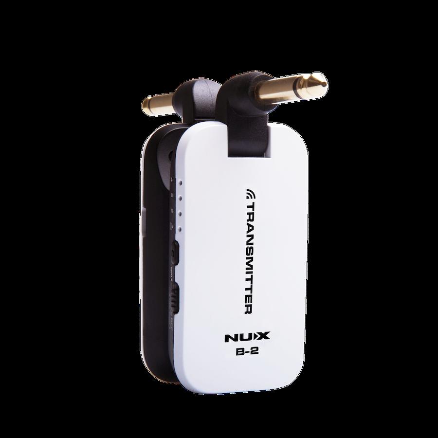 TRANSMISSOR SEM FIO PARA INSTRUMENTO MUSICAL - 2.4 GHz - B2 - NUX