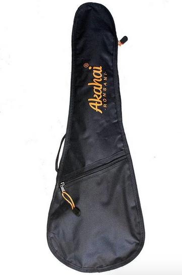 UKULELE AKAHAI AKV-26 ACUSTICO PRETO - RONSANI