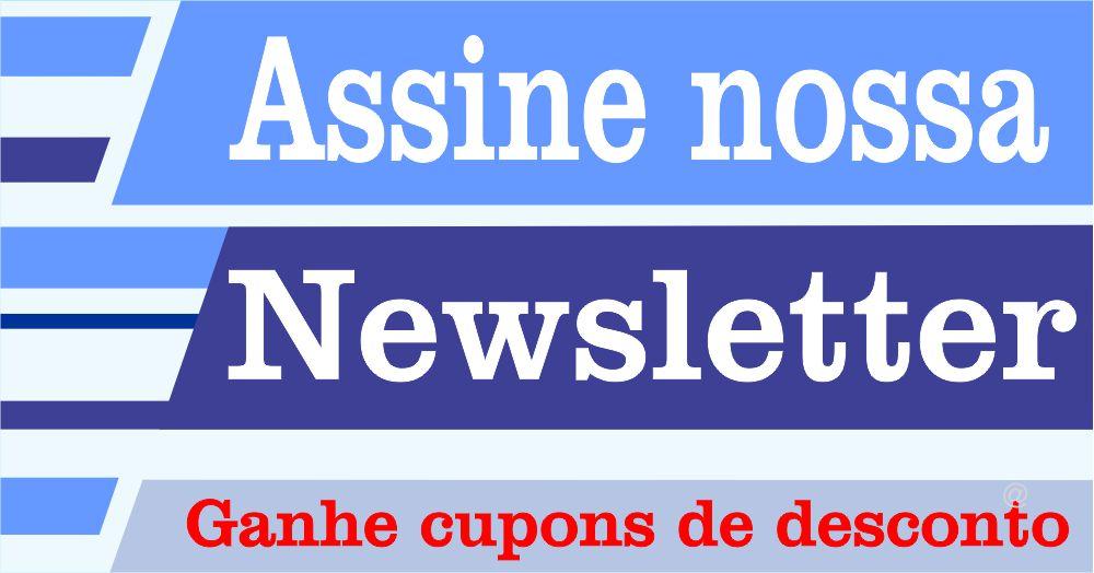 ASSINE E GANHE CUPONS DE DESCONTO