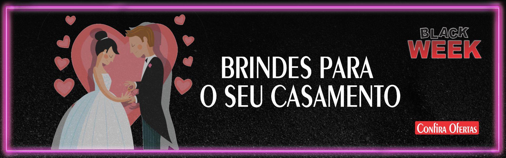 BRINDES PARA O SEU CASAMENTO